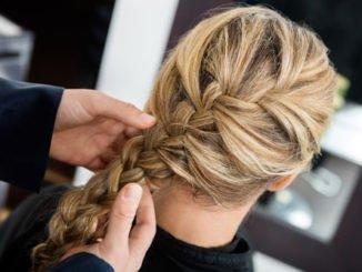 Geflochtene Haare sind der Frisurentrend im Sommer 2010