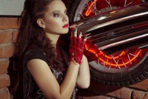 Glam Rock, der neue Make-up Trend