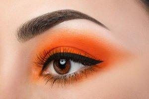 Make up Trends im Herbst/Winter: Orange