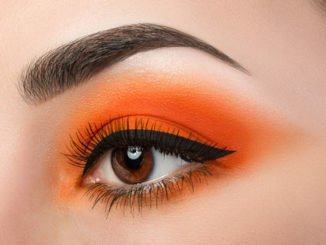Make up Trends im Herbst/Winter: Orange