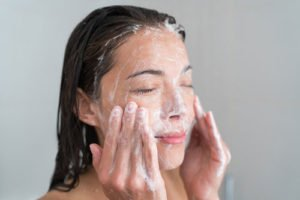Peeling Gesicht