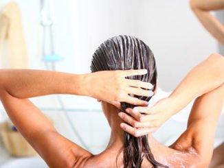 Haare pflegen über Nacht