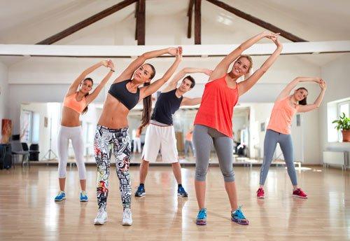 Workout Übungen