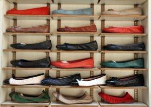 Ballerina Schuhe Trend