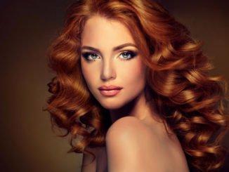 Rote Haare sind voll im Trend