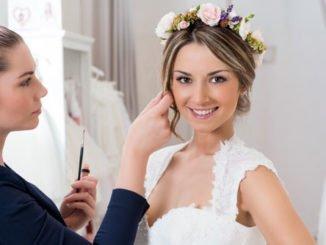 Das perfekte Braut Make up