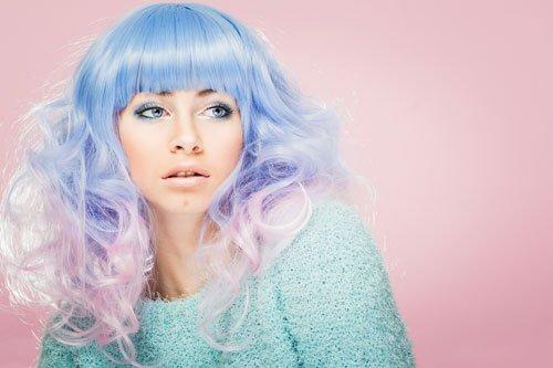 Die Haarfarben Trends 2016 Naturliche Farbtone Mit Frechen Akzenten