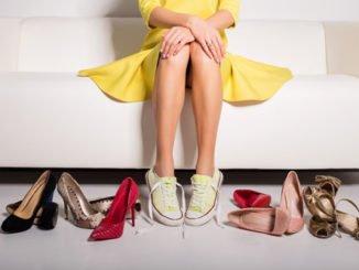 Schuhe Frau Anlass