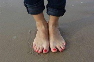 Im Sommer sind unsere Füße und Fußnägel wieder im Fokus