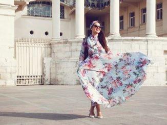 Sommer Kleider Trend 2012