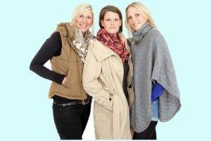 Jacken Trends Winter 2012