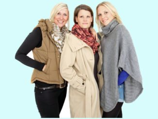 Jacken Trends Winter 2012