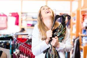 Kleidung kaufen Geld sparen