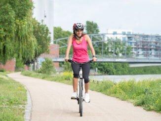 Radfahren abnehmen