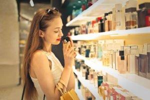 Frühling Parfum