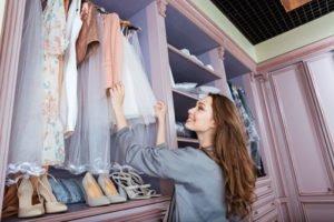 Kleiderschrank Basics