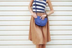 Der Midirock hat den Maxirock bei den Modetrends den Rang abgelaufen