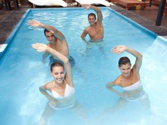 Aqua Fitness abnehmen