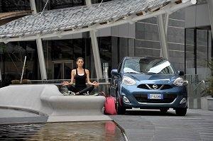 Mit dem neuen Nissan Micra können Frauen ganz entspannt bleiben