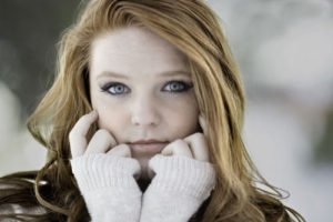 Im Winter braucht trockene Haut besonders viel Pflege