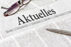 Newspaper Nails - Nageldesign mit Zeitungspapier