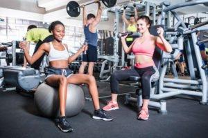 Fitnessclub Traumfigur