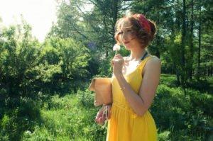 Gelb ist die absolute Trendfarbe für den Sommer 2014
