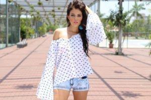 Jeans-Shorts gehören zu den modischen Highlights im Sommer 2014