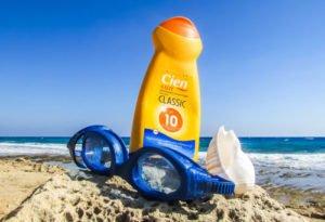Im Sommer lieber die Tagespflege durch einen Sonnencreme ersetzen