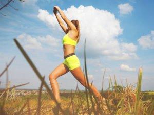 Sportbekleidung muss perfekt sitzen und bequem sein