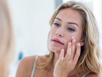 trockene Haut Pflege