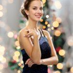 An Weihnachten darf der Look ruhig etwas glamouröser sein © Syda Productions - Fotolia.com