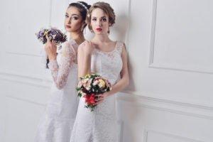 Das Brautkleid ist für Bräute das Wichtigste bei der Planung der Hochzeit