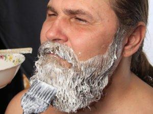 Bart färben - Anleitung und Tipps