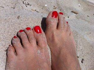 gelbe Fußnägel Ursache Behandlung