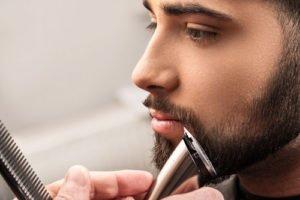 Anleitung bart rasieren Bart Konturen