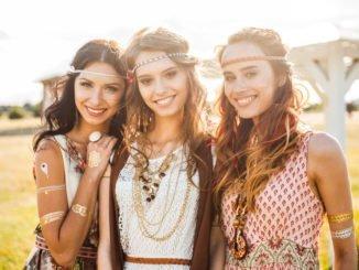 Festival-Outfit für Frauen