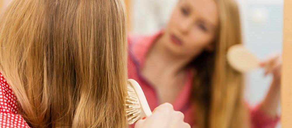 dünner werdende haare