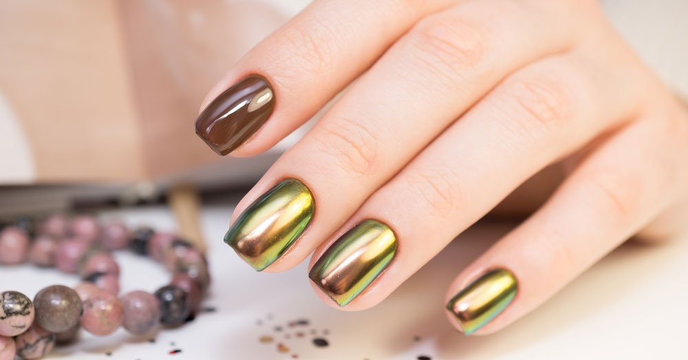 Nagellack Trend 2017 Metallic