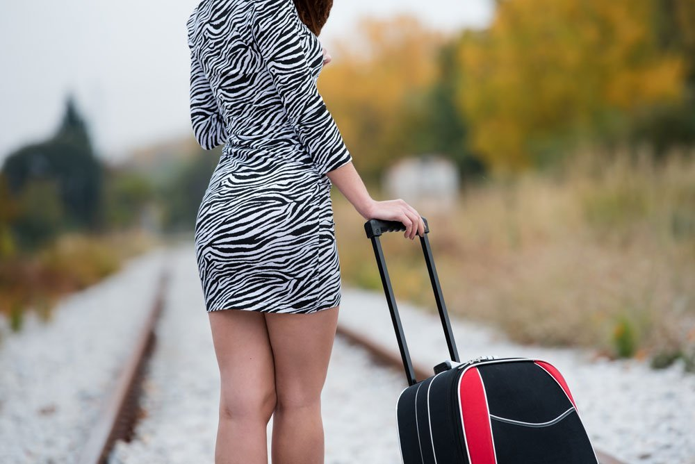 Kleid Muster Po