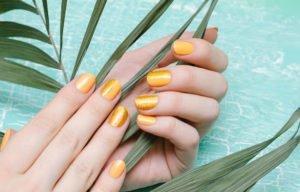 Sand Nails selber machen