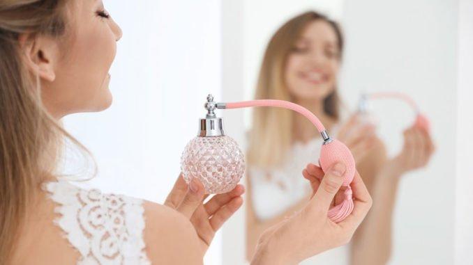 Parfüm riecht anders