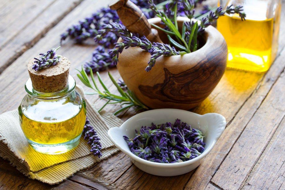 Duschgel Lavendelöl