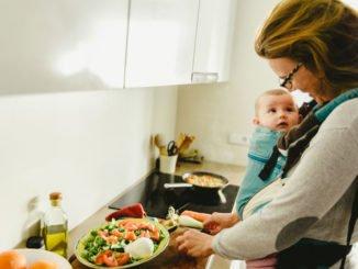 Abnehmen Stillzeit Ernährung