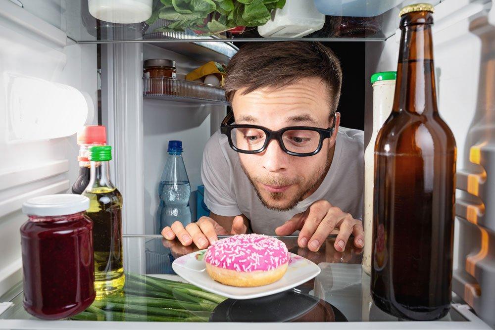 Tipps gegen Heißhunger