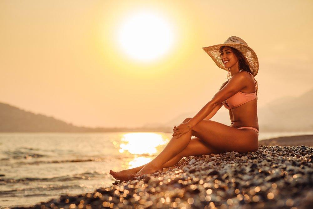 Tipps für das Sonnebaden