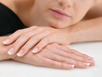 Tipps gegen gelbe Fingernägel