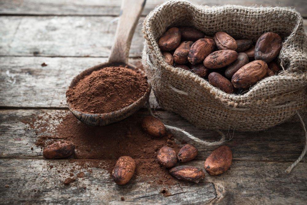 Haare färben mit Kakao
