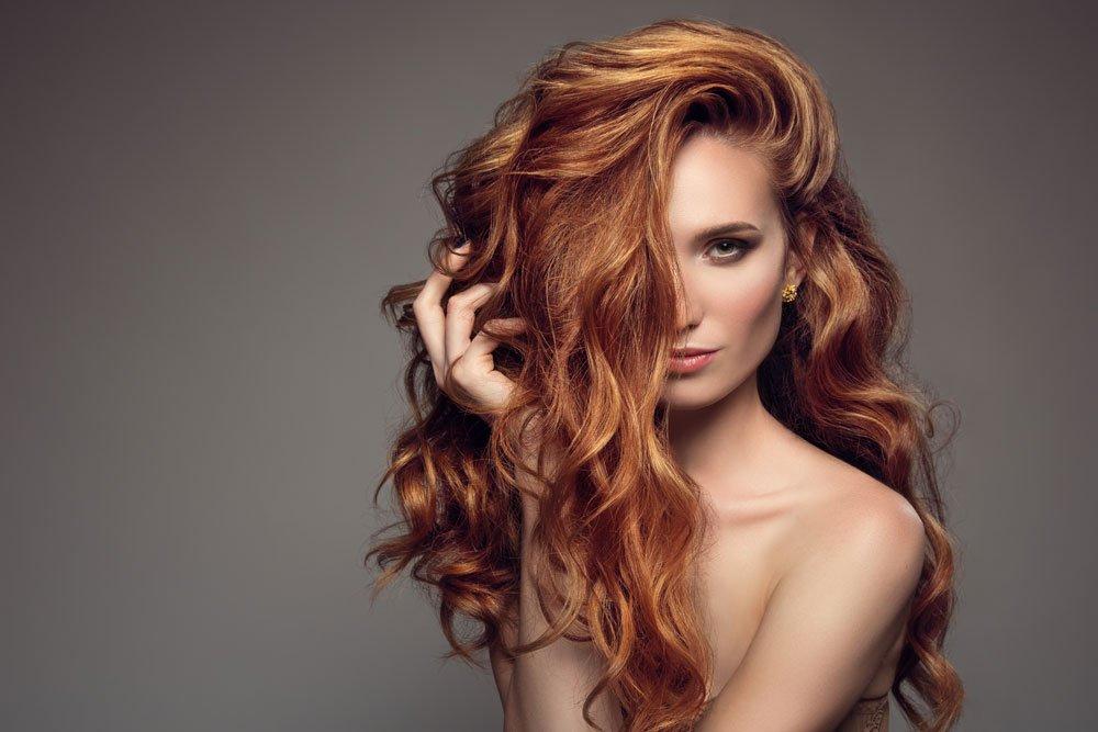 Haaröl für glänzendes Haar