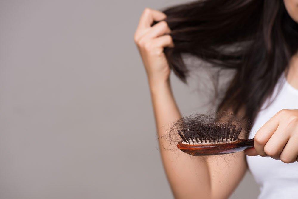 Haaröl bei Haarausfall